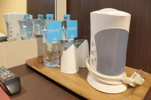 Airy Kuantan Raya 120 Pekanbaru - Mineral Water