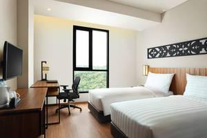 BATIQA Hotel Pekanbaru - Kamar tamu