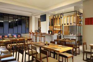 BATIQA Hotel Pekanbaru - Restoran