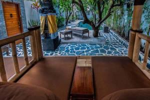 Scallywags Mango Retreat Gili Air - Kolam Renang