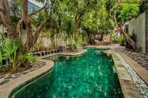 Scallywags Mango Retreat Lombok - Ooutdoor Renang