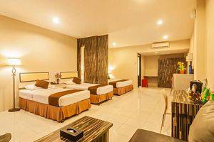 The Harmony Legian Hotel Bali - kamar Keluarga