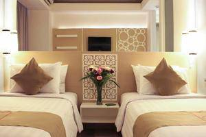 ZenRooms Seminyak Cendrawasih - Double tempat tidur Twin 2