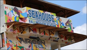 Seahouse Bali Indah Beach Inn