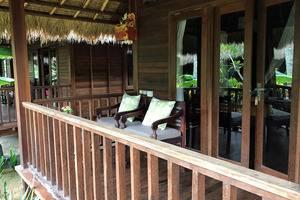 Mushroom Garden Villas Bali - Teras