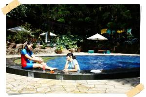 Taman Safari Lodge Cisarua - Caravan Pool