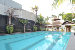 Airy Eco Kauman Cakra Dua 15 Solo Solo - Pool