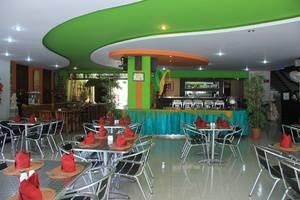 Grand Santhi Hotel Denpasar - Restaurant