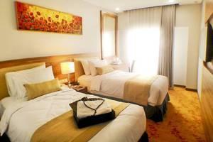 Grand Serela Hotel Yogyakarta - KAMAR SUPERIOR TWIN TEMPAT TIDUR
