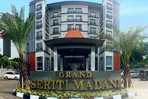 Grand Seriti Madani Yogyakarta - Hotel penampilan