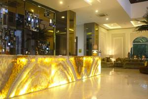 Grand Serela Hotel Yogyakarta - Area Lobi