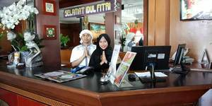 Hotel Benua Bandung - Resepsionis