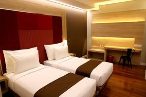 Grand Citihub Hotel Panakkukang - Superior Twin