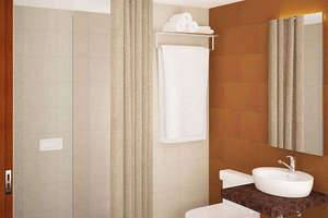 Cipaganti Legian Hotel Bali - Kamar mandi