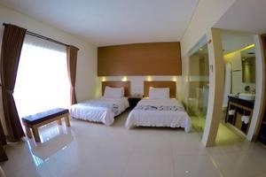 Grand Guci Hotel Bandung - Kamar tamu