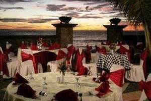 Hotel Pangeran Beach Padang - Restoran