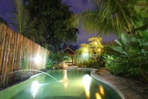 Kori Bata Hotel Bali - Kolam Renang