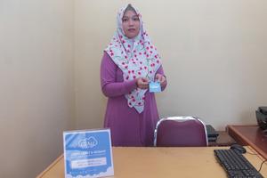 Airy Eco Syariah MT Haryono Zaeni Azhar 30 Balikpapan - Reception