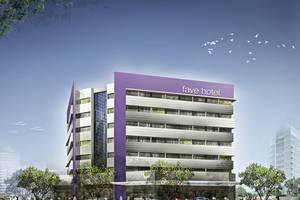 fave hotel Cikarang - Tampilan Luar Hotel