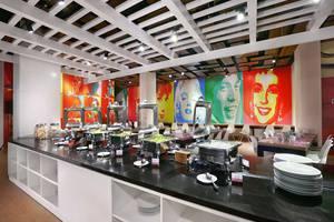 fave hotel Cikarang - Lime Restaurant