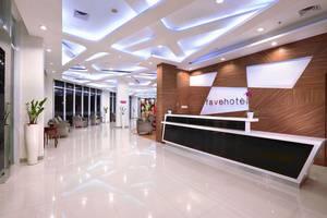 fave hotel Cikarang - Lobby Front Office