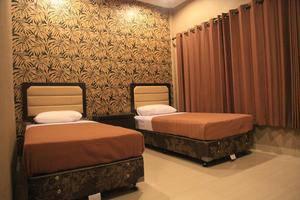 Hotel Bumi Aditya Lombok - Kamar Deluxe