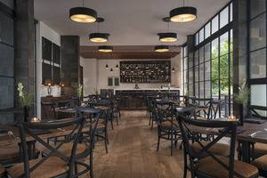 Akana Boutique Hotel Sanur Bali - Restoran selada