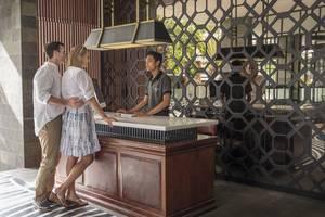 Akana Boutique Hotel Sanur Bali - Bagian Penerima Tamu 24 jam
