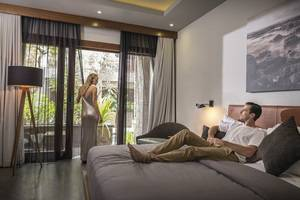 Akana Boutique Hotel Sanur Bali - Deluxe Pool Access