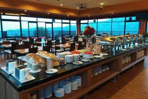 Grand Diara Hotel Bogor - Chinchilla langit Resto