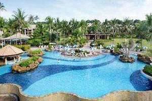 Nirwana Resort Hotel Bintan - Infinity Pool