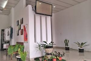 Prima Dini Hotel Bukittinggi - televisi