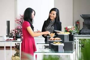 Grand Surya Hotel Kediri - Restoran