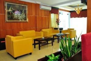 Feodora Airport Hotel Palembang - Ruang tamu