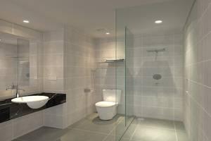 Hotel Santika Pekalongan - Kamar mandi
