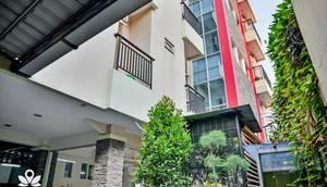 Clover Residence Near Mall Ambassador