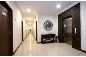 Laxston Hotel Jogja - Corridoor