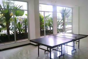 Apartemen The Suites Metro Yudis Buah Batu - Table Tennis