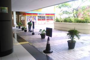 Apartemen The Suites Metro Yudis Buah Batu - Lobby