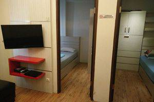 Apartemen The Suites Metro Yudis Buah Batu - 2 Bedrooms for 3 persons