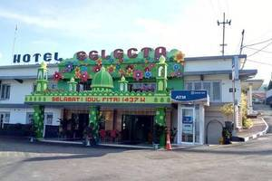 Hotel Selecta Malang - Tampilan Luar Hotel