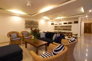 Astana Kunti Villa Bali - Living Room