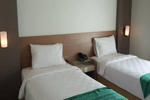 Montana Hotel Syariah Banjarmasin - Superior Twin