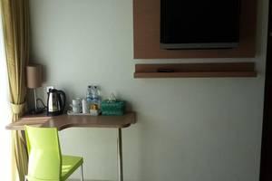 Montana Hotel Syariah Banjarmasin - Kamar tamu