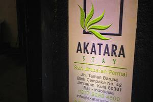 Akatara Stay Jimbaran Bali - signed