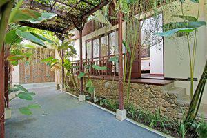 ZEN Rooms Kerobokan Umalas Klecung Bali - taman