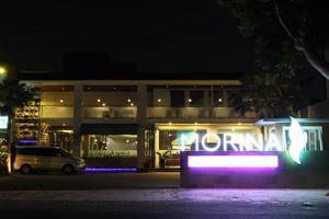 Morina Smart Hotel Malang - bangunan