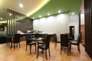 Morina Smart Hotel Malang - area umum