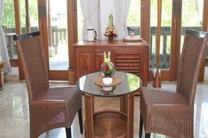 Villa Prana Shanti Bali - Ruang Tamu Kamar Deluxe