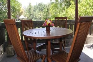 Villa Prana Shanti Bali - Teras Kamar Deluxe